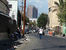 Famous Street in Los Angeles
