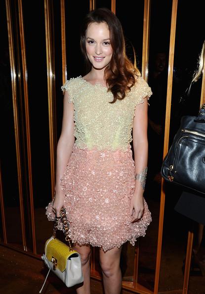 Leighton Meester's Fashion Faux Pas