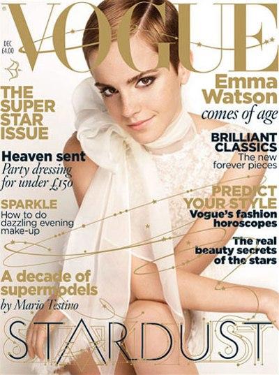 emma watson vogue july cover. 2011 Vogue US July 2011 emma