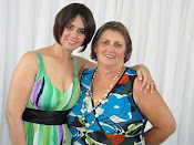 minha irmã e minha mãe