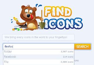 Cari Icon/Ikon Bagus di Findicons.Com