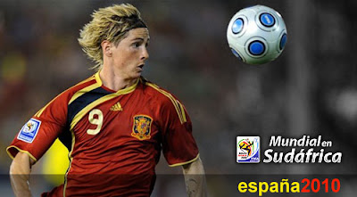 Mundial en Sudáfrica 2010 - Fernando Torres: