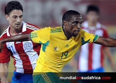 Los Bafana Bafana dejarían de llamarse así por problemas legales