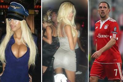 Fotos Prostituta de Ribery, el escandalo ahora envuelve a Benzema