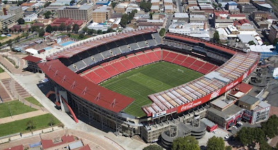 Estadio Ellis Park (Johannesburgo) Copa del Mundo 2010 Sudafrica