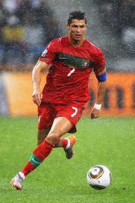 Fotos Portugal 7 Corea 0: Cristiano Ronaldo despertó y los coreanos lo sufrieron