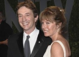 Martin Short and wife Nancy Dolman