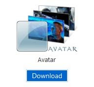 Avatar Windows 7 theme