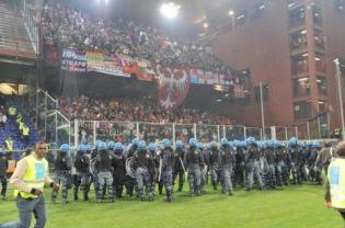 Kerusuhan Italia Serbia