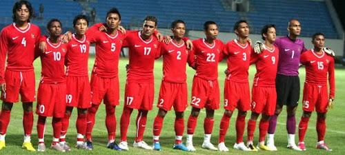 Dukung Indonesia di Piala AFF 2010