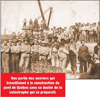 An Engineer's Aspect: The Quebec Bridge Collapse of August 29, 1907