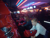 Dave & Buster's...fun Family Night!
