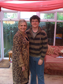 Charlie (13) & Sandy