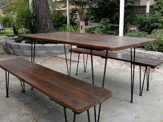 dream2devise antique picnic table new dining room table
