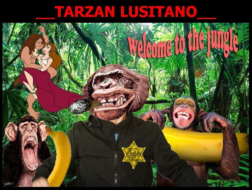 Tarzan lusitano