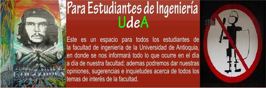 <center>Para Estudiantes de Ingenieria UdeA</center>