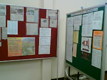 UPDATE NOTICEBOARD