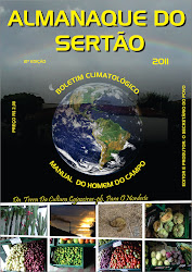 CAPA  DO ALMANAQUE DO SERTAO  ANO 2011