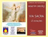 MONOGRAFIA RELIGIOSA OBRA TAMBEM  DE CHICO DO RADIO 32 PAGINAS