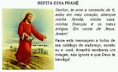 JESUS  SEMEANDO  A MENSAGEM DE VIDA SAUDE PARA TODOS PARE UM POUCO AI  E LEIA COM ATENÇAO  OS DADOS