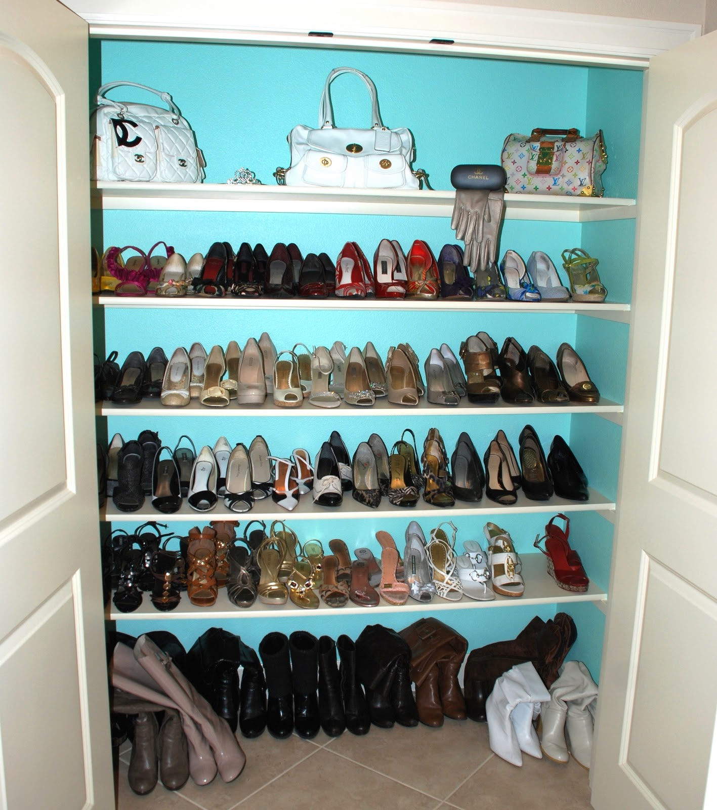 racks shoe for closets remodel interior closet hgtv