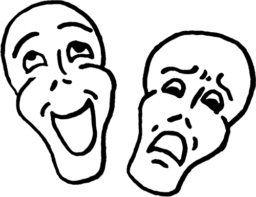 comedy and tragedy in kafkas the Find great deals on ebay for comedy and tragedy masks and comedy and tragedy masks decor shop with confidence.