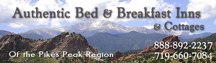 Authentic Inns and Cottages of Pikes Peak