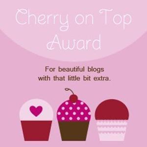 Award från Marie x 2