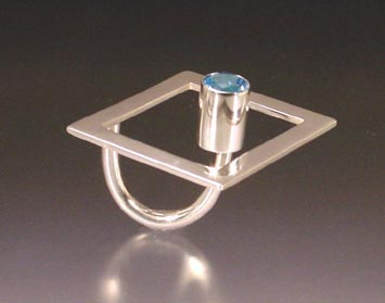 Ring: Floating in a Square I