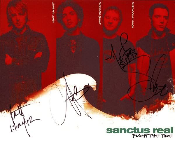 Sanctus Real Lead Me. After a Sanctus Real concert,