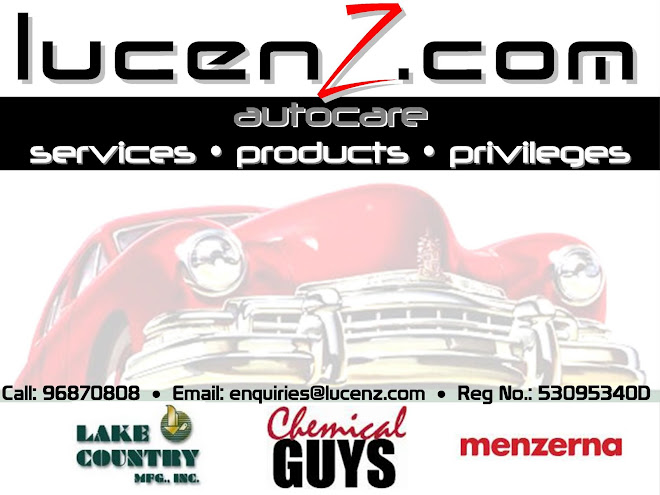 ...:::lucenZ autocare Mobile Grooming Services, Products, Privileges:::...