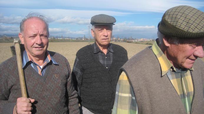 Pagesos tradicionals de la Plana de Vic