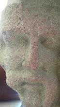 Rostre del monument hel·lenístic