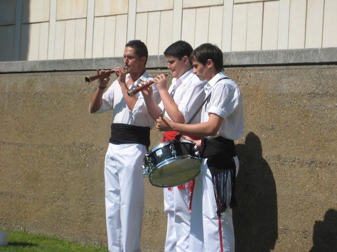 Grallers de Malla tocant el 5 de setembre de 2009