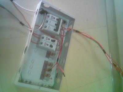 Distribucion electrica de una casa taringa for Como instalar una terma electrica
