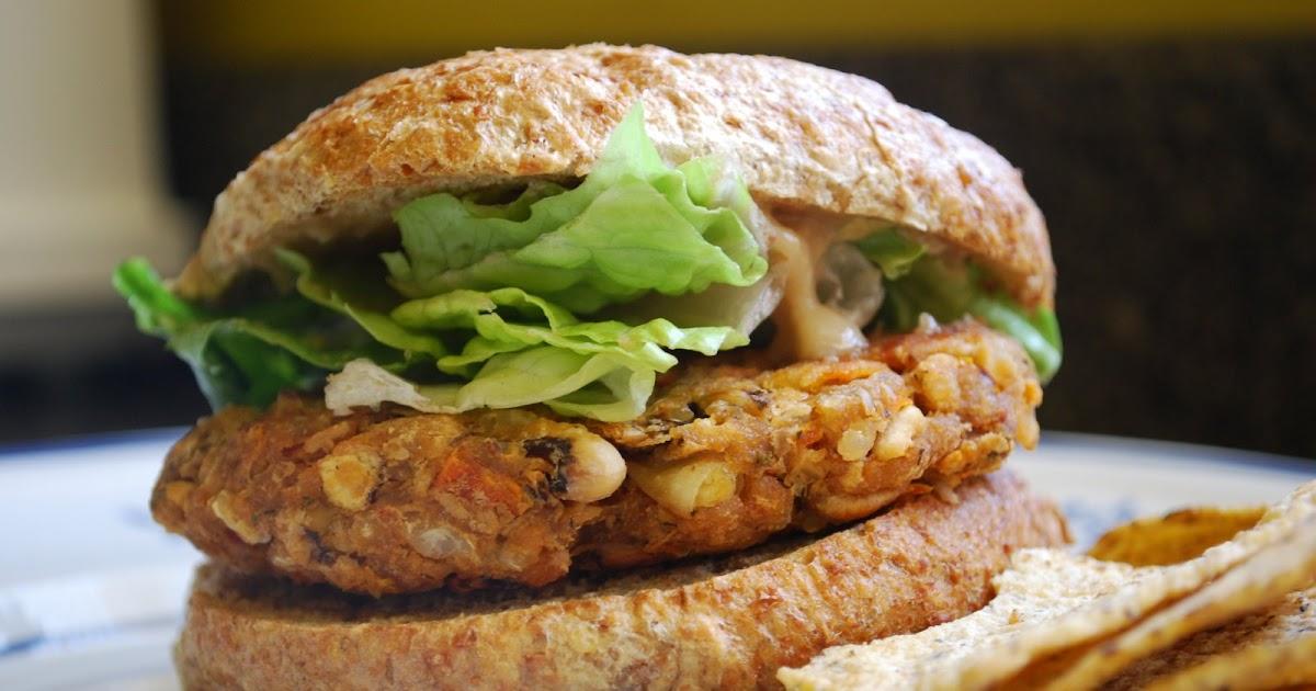 Vegan Crunk: Every Cookbook Needs a Burger