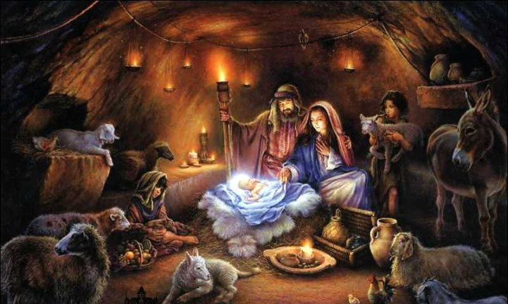 No Room For Baby Jesus Christmas Song