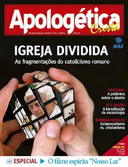 Revista Apologética Cristã. Assinatura aqui
