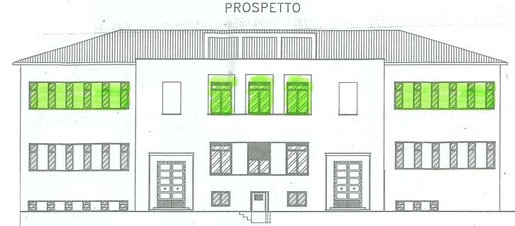 Ostra il blog scuola media menchetti il comune installa 12 nuove finestre di nuova - Finestre prospetto dwg ...