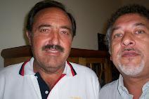 Carlos Becerra y Miguel Duarte. Entrevista para trabajo de tesis doctoral. 24-Dic-2007