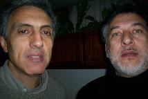 Carlos Raimundi y Miguel Duarte. Entrevista para trabajo de tesis doctoral. Córdoba, 8-may-08.