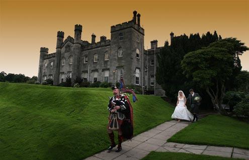 Dundas castle celebrity weddings of 2019
