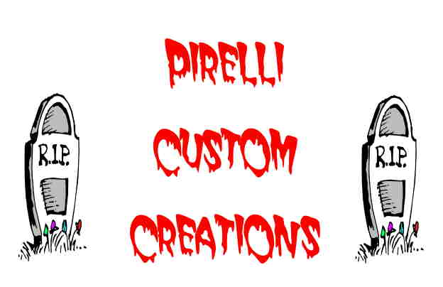 Pirelli Custom Creations
