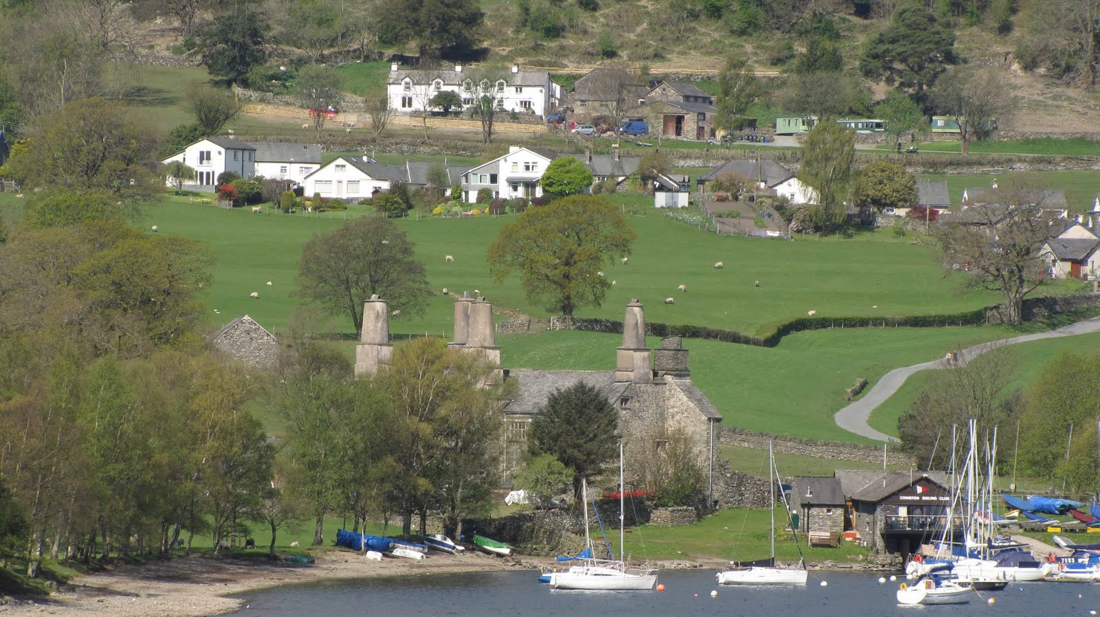 Listed Buildings In Coniston