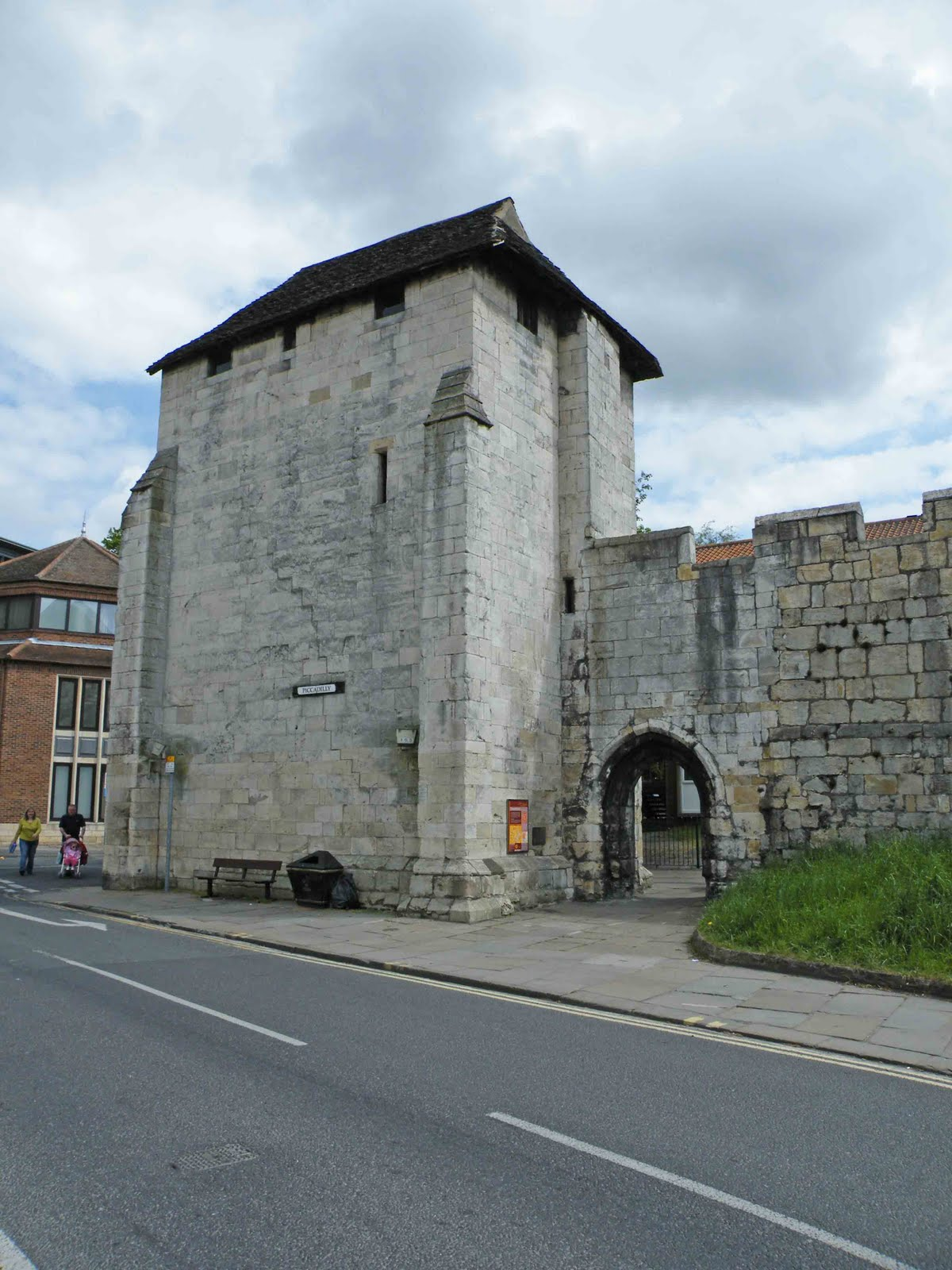 The Castles Towers And Fortified Buildings Of Cumbria