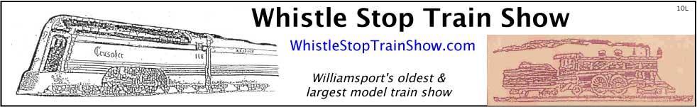 Whistle Stop Train Show