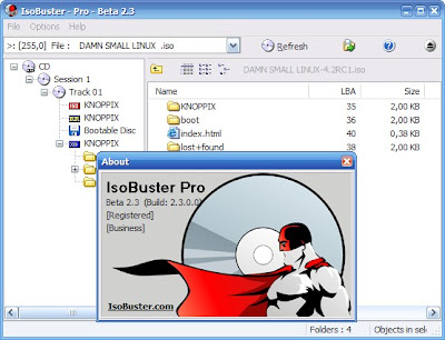 Portable IsoBuster 2.3.0 Beta M.Lang