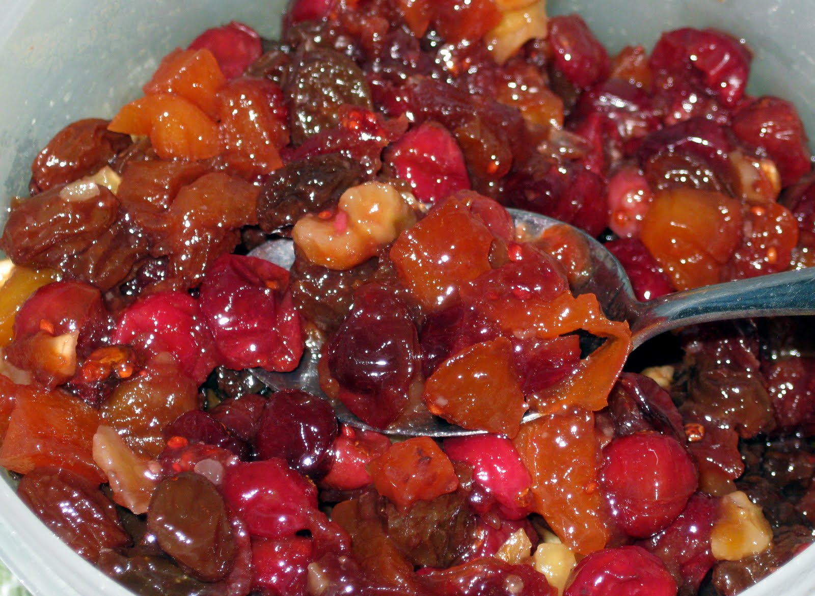 Cranberry-Orange Relish -- adapted from recipe by NatalieHaughton