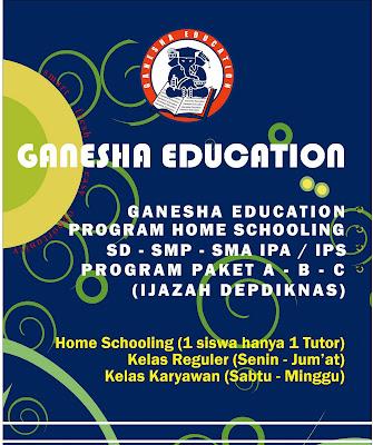Lowongan kerja Ghanesa Education Center Samarinda