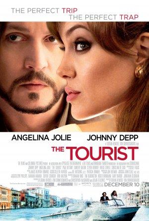 o turista poster O Turista (The Tourist) Dublado
